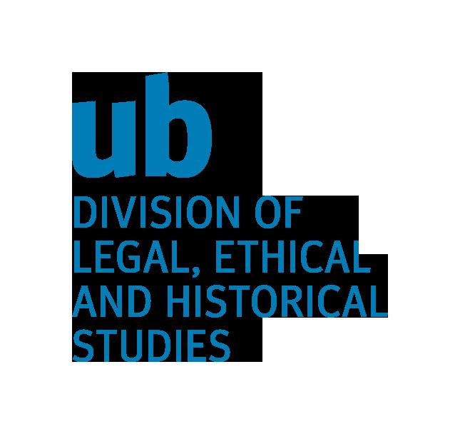 UB_DIVLEGALETHICALHISTSTUDIES_Logo_V_Blue