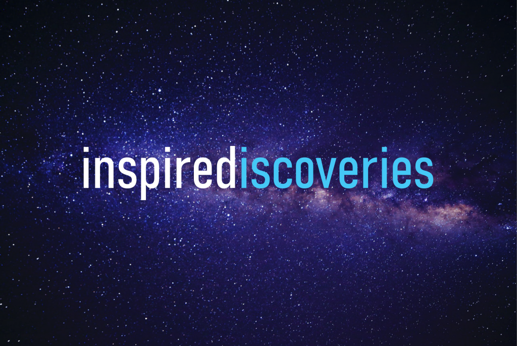 Inspired Discoveries Banner