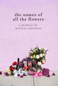 Cover of The Names of All the Flowers: a memoir