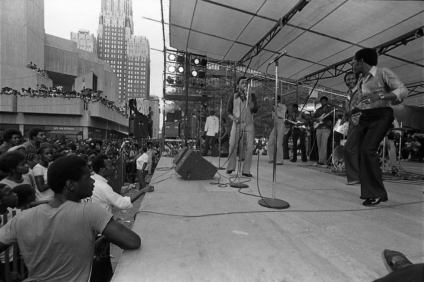 Stage Level at AFRAM 1977