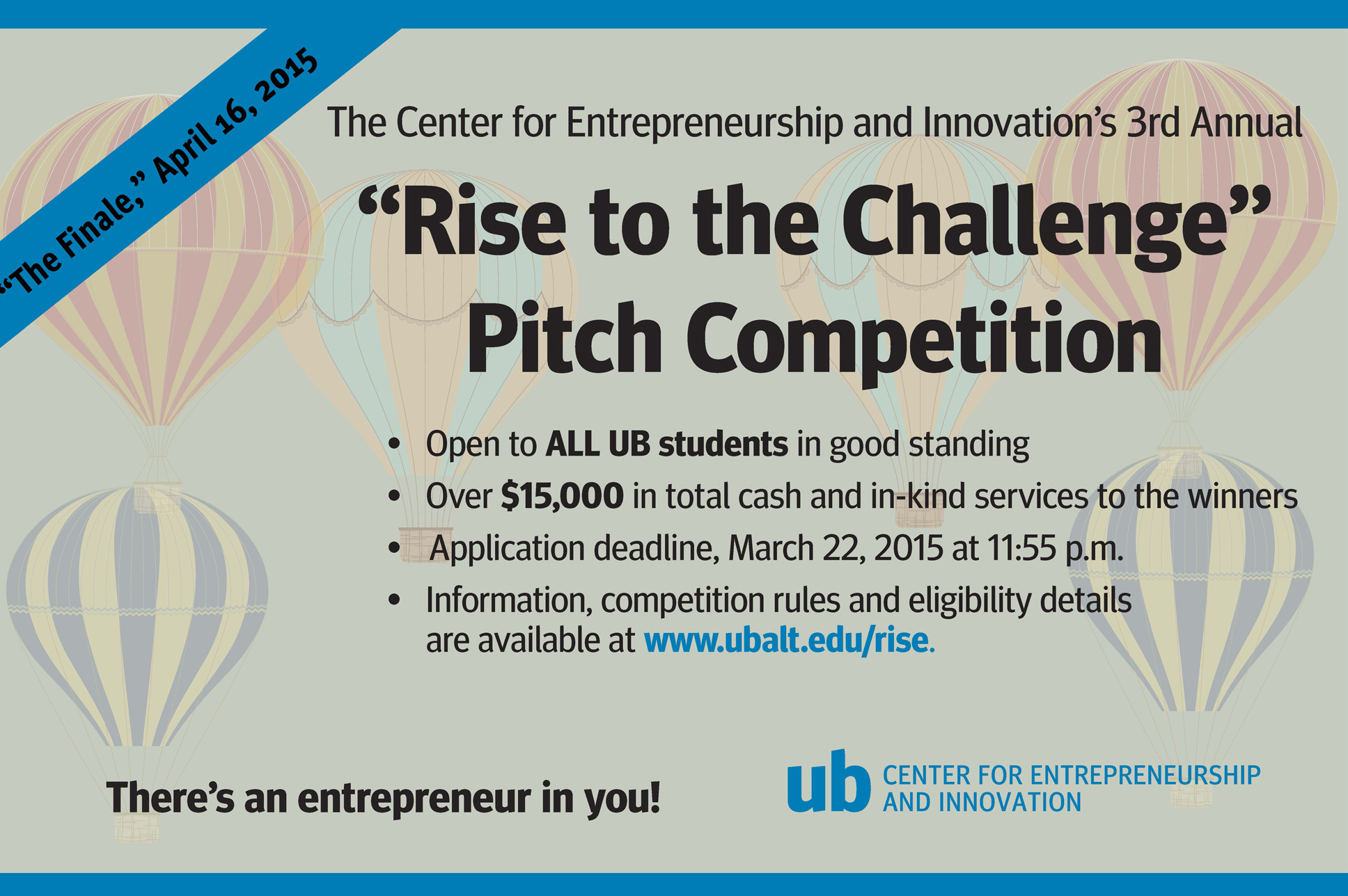 Rise to the Challenge 2015