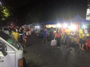 Evening in Yangon