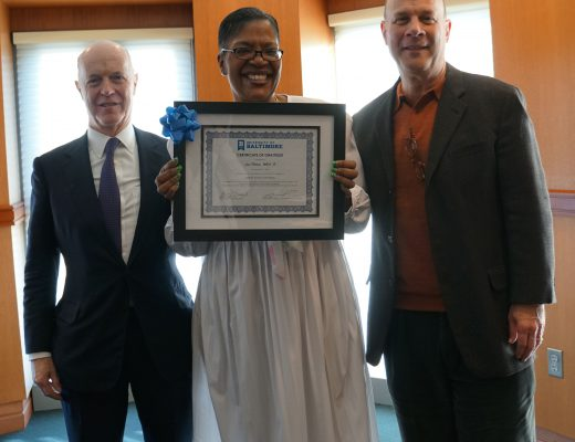 Gratitude award