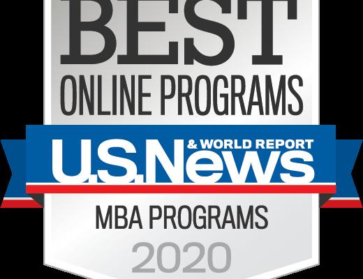 US NEWS Best ONLINE MBA
