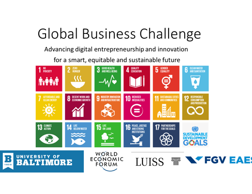 Global Business Challenge 2021