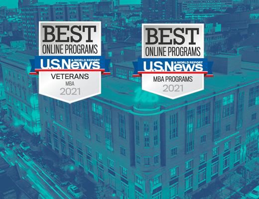 US News Rankings badges