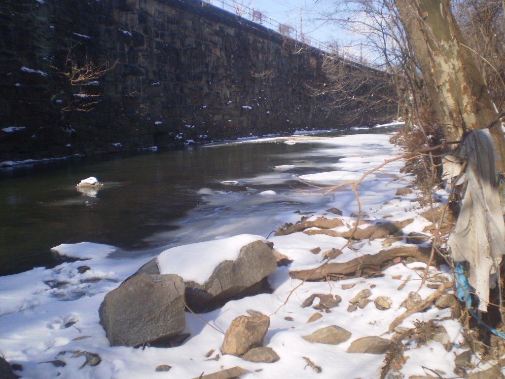 Jones Falls Icy