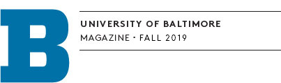 The University of Baltimore Magazine 2019