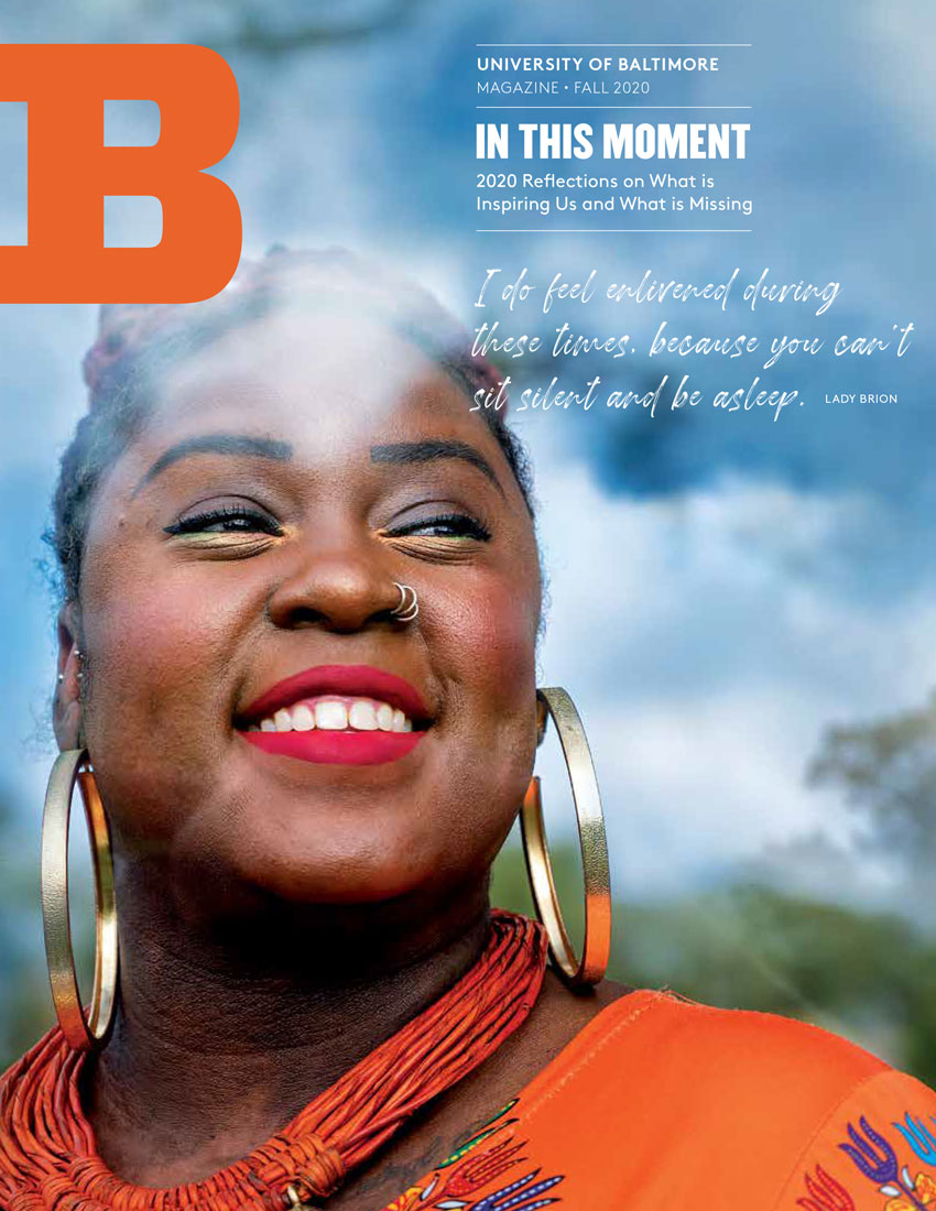UB Magazine Fall 2020 Cover
