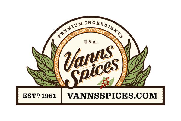 Vanns Spices Logo
