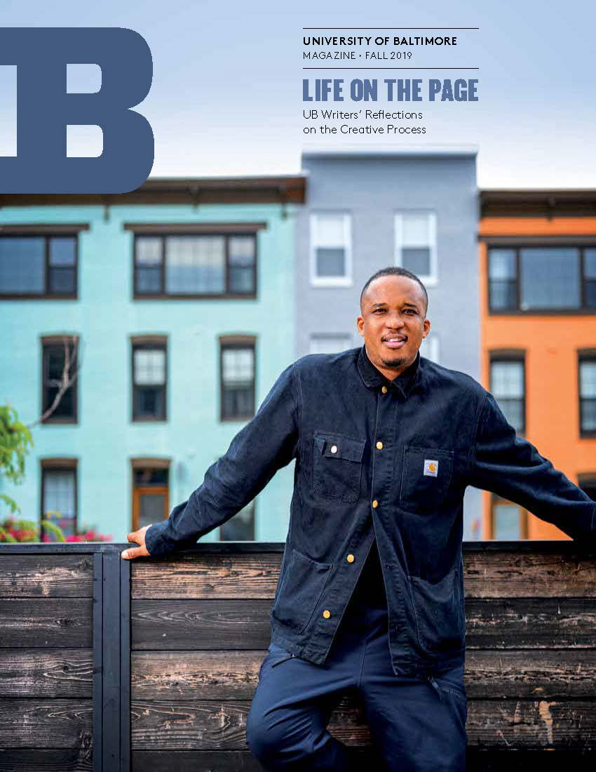 UB Magazine Fall 2019 Cover
