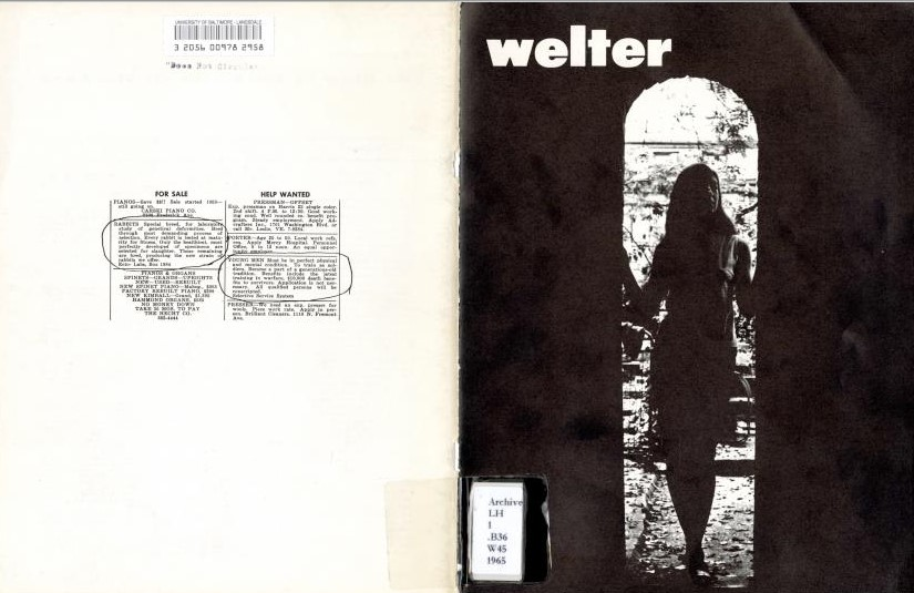 Welter Archives